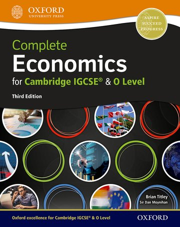 Complete Economics for Cambridge IGCSE and O Level
