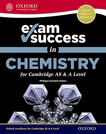 Exam Success in Chemistry for Cambridge AS  A Level