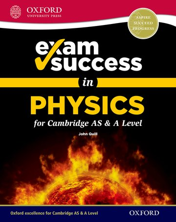 Exam Success in Physics for Cambridge AS  A Level