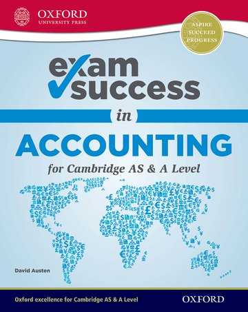 Exam Success in Accounting for Cambridge AS  A Level