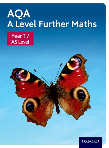 AQA A Level Further Maths: Year 1 / AS Level