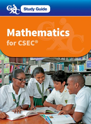 CXC Study Guide: Mathematics for CSEC