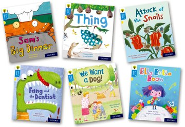 Oxford Reading Tree Story Sparks: Oxford Level 3: Mixed Pack of 6