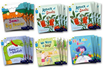 Oxford Reading Tree Story Sparks: Oxford Level 3: Class Pack of 36