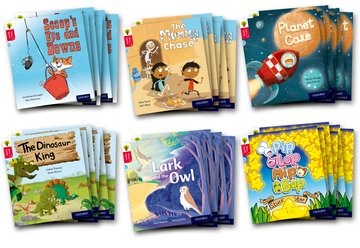 Oxford Reading Tree Story Sparks: Oxford Level 4: Class Pack of 36