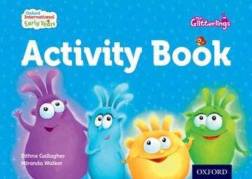 Oxford International Early Years: The Glitterlings Activity Pack of 10