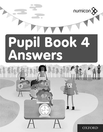 Numicon: Pupil Book 4: Answers