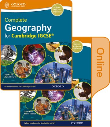 Complete Geography for Cambridge IGCSE Student Book  Online Token Book