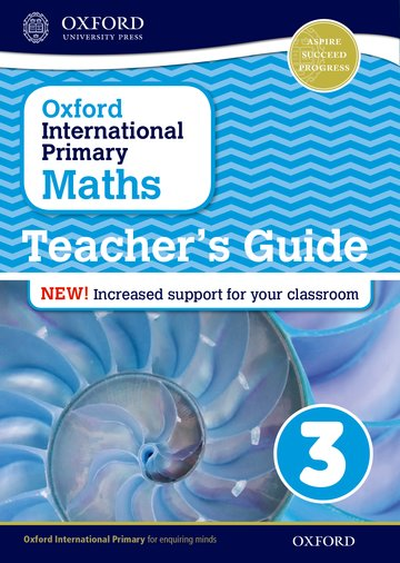Oxford International Primary Maths: Stage 3: Teacher's Guide 3