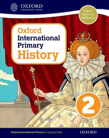 Oxford International Primary History: Student Book 2
