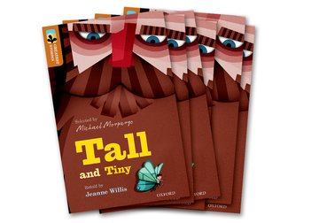 Oxford Reading Tree TreeTops Greatest Stories: Oxford Level 8: Tall and Tiny Pack 6