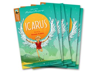 Oxford Reading Tree TreeTops Greatest Stories: Oxford Level 8: Icarus Pack 6