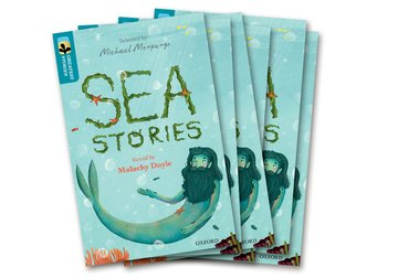 Oxford Reading Tree TreeTops Greatest Stories: Oxford Level 9: Sea Stories Pack 6
