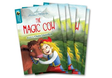 Oxford Reading Tree TreeTops Greatest Stories: Oxford Level 9: The Magic Cow Pack 6