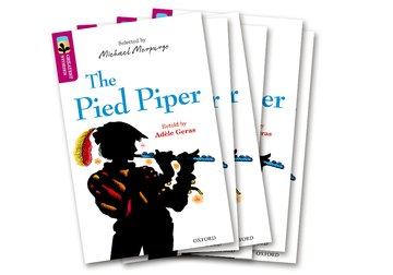 Oxford Reading Tree TreeTops Greatest Stories: Oxford Level 10: The Pied Piper Pack 6