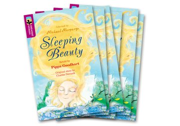 Oxford Reading Tree TreeTops Greatest Stories: Oxford Level 10: Sleeping Beauty Pack 6