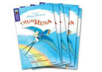 Oxford Reading Tree TreeTops Greatest Stories: Oxford Level 11: Thumbelina Pack 6