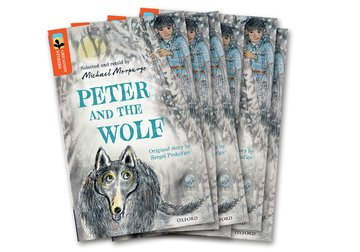 Oxford Reading Tree TreeTops Greatest Stories: Oxford Level 13: Peter and the Wolf Pack 6