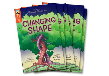Oxford Reading Tree TreeTops Greatest Stories: Oxford Level 13: Changing Shape Pack 6