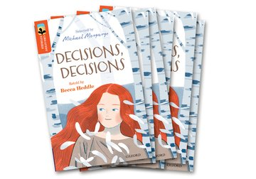 Oxford Reading Tree TreeTops Greatest Stories: Oxford Level 13: Decisions, Decisions Pack 6