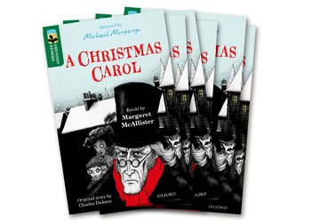 Oxford Reading Tree TreeTops Greatest Stories: Oxford Level 12: A Christmas Carol Pack 6