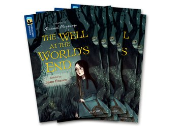 Oxford Reading Tree TreeTops Greatest Stories: Oxford Level 14: The Well at the World's End Pack 6
