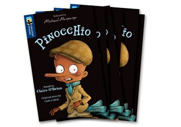 Oxford Reading Tree TreeTops Greatest Stories: Oxford Level 14: Pinocchio Pack 6