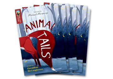Oxford Reading Tree TreeTops Greatest Stories: Oxford Level 15: Animal Tails Pack 6