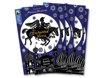 Oxford Reading Tree TreeTops Greatest Stories: Oxford Level 17: The Enchanted Horse Pack 6