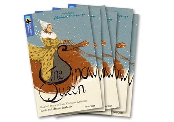 Oxford Reading Tree TreeTops Greatest Stories: Oxford Level 17: The Snow Queen Pack 6