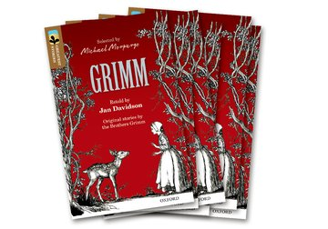 Oxford Reading Tree TreeTops Greatest Stories: Oxford Level 18: Grimm Pack 6