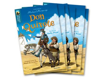 Oxford Reading Tree TreeTops Greatest Stories: Oxford Level 19: Don Quixote Pack 6