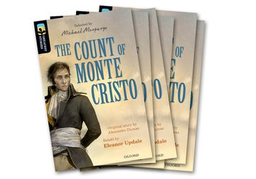 Oxford Reading Tree TreeTops Greatest Stories: Oxford Level 20: The Count of Monte Cristo Pack 6