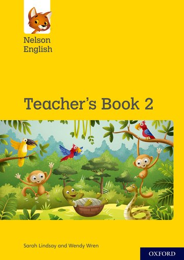Nelson English: Year 2/Primary 3: Teacher's Book 2