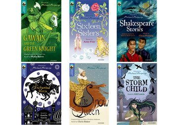 Oxford Reading Tree TreeTops Greatest Stories: Oxford Levels 16-17: Mixed Pack