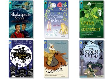 Oxford Reading Tree TreeTops Greatest Stories: Oxford Levels 16-17: Class Pack