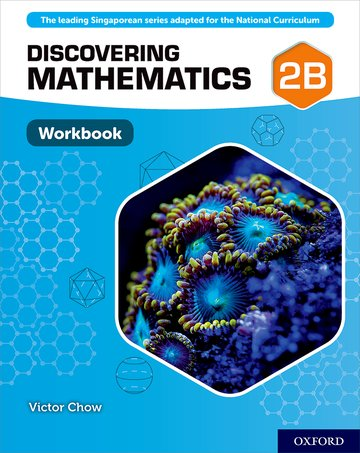 Discovering Mathematics: Workbook 2B (Pack of 10)