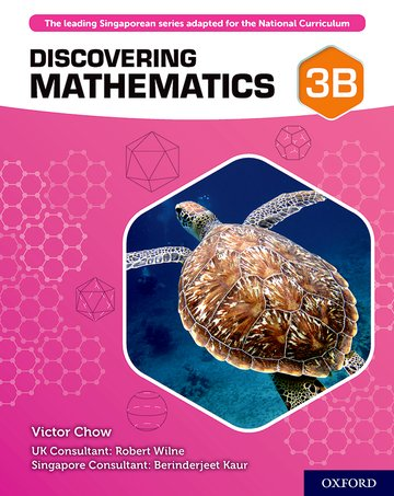 Discovering Mathematics: Student Book 3B