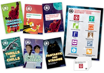 Project X <i>Comprehension Express</i>: Small Group Easy Buy Pack