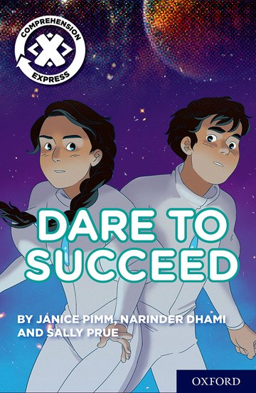 Project X <i>Comprehension Express</i>: Stage 3: Dare to Succeed Pack of 6