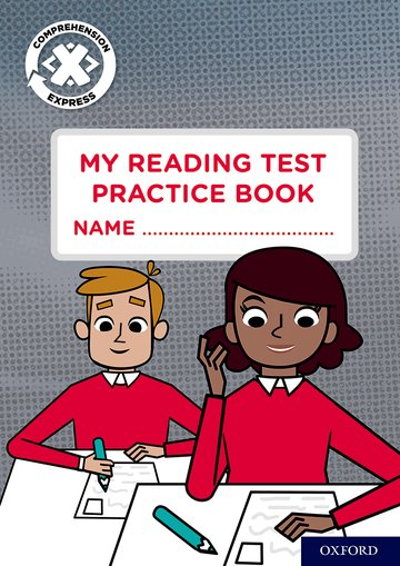 Project X <i>Comprehension Express</i>: Stage 3: My Reading Test Practice Book Pack of 6