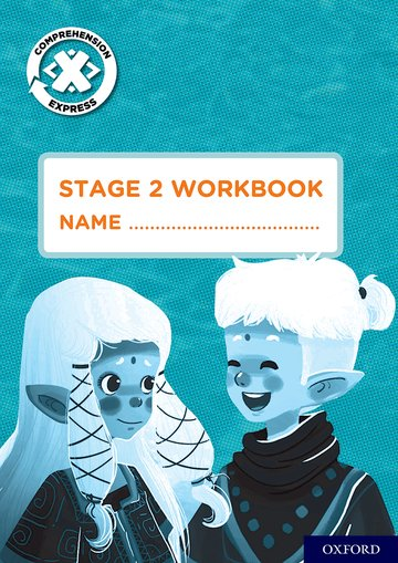 Project X <i>Comprehension Express</i>: Stage 2 Workbook Pack of 6