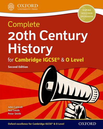 Complete 20th Century History for Cambridge IGCSE  O Level