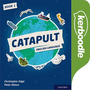 Catapult: Kerboodle Book 1