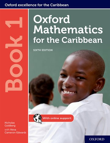 Oxford Mathematics for the Caribbean: Book 1