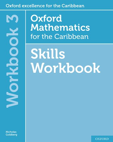 Oxford Mathematics for the Caribbean 6th edition: 11-14: Workbook 3