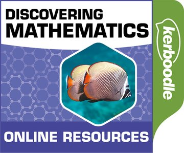 Discovering Mathematics: Kerboodle Books
