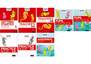Inspire Maths: Year 5 Easy-Buy Pack