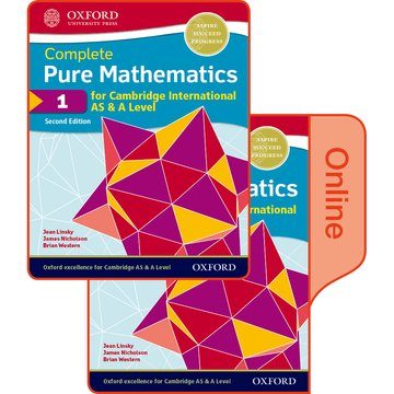 Pure Mathematics 2  3 for Cambridge International AS  A Level