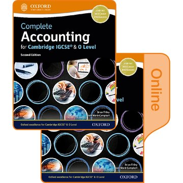 Complete Accounting for Cambridge IGCSE  O Level